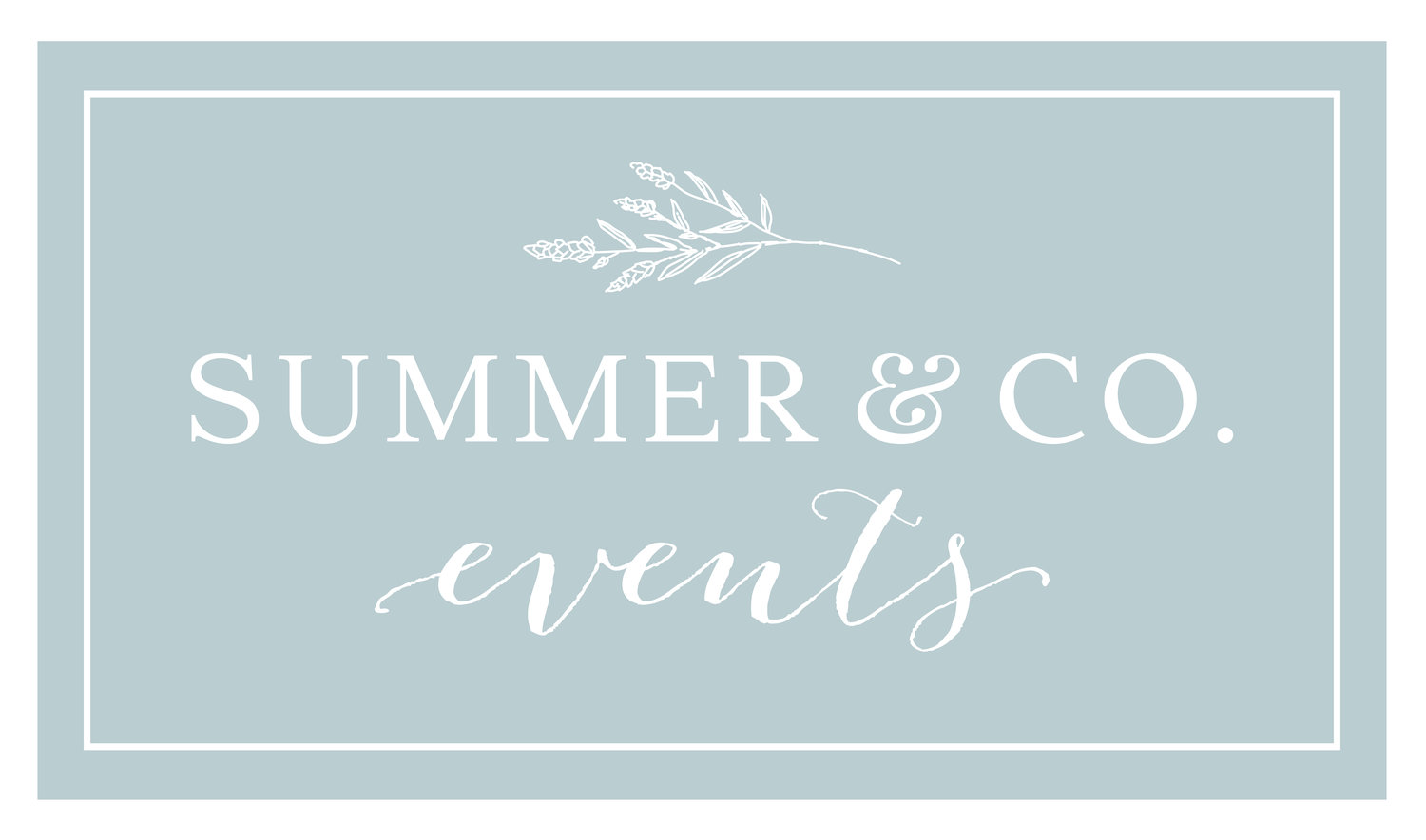 Summer & Co. Events