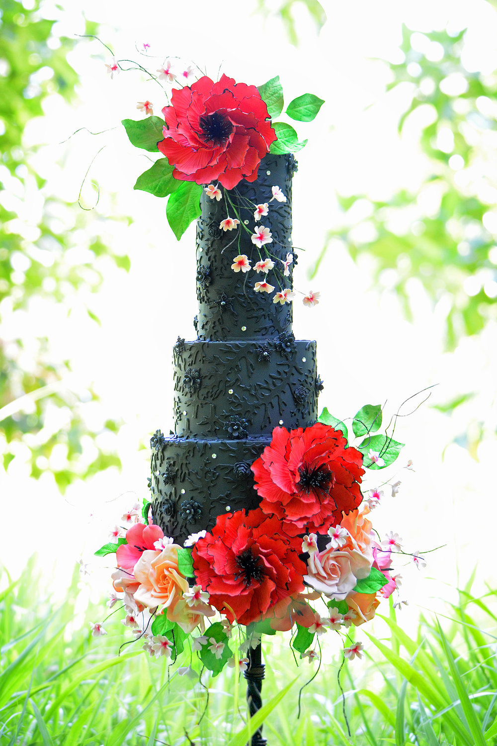 Cake by Nicole Slater of Sweet Love -