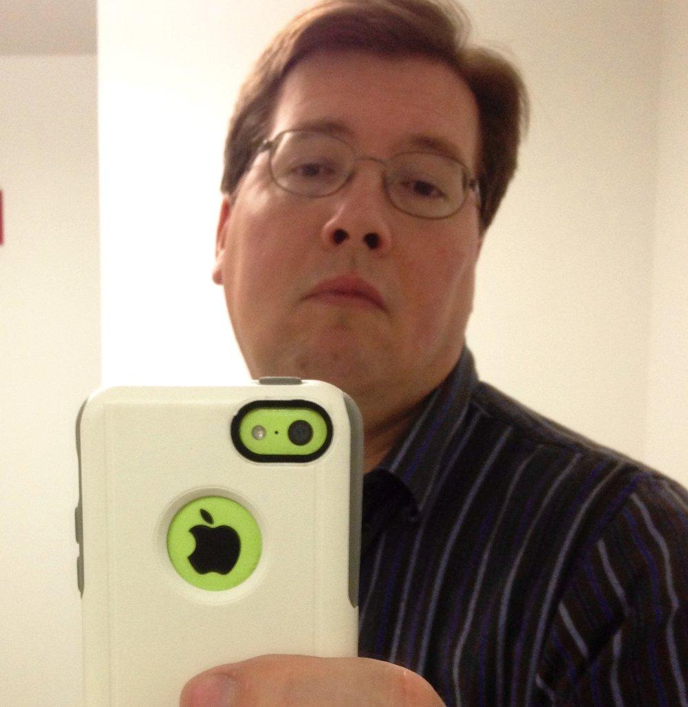 Selfie! How do I look?