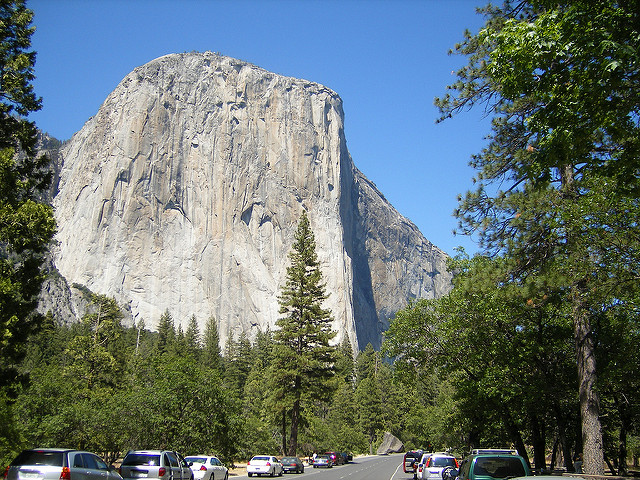 """"""" El Capitan """" by  Steve Parker  is a Creative Commons image, licensed under  CC BY 2.0"""
