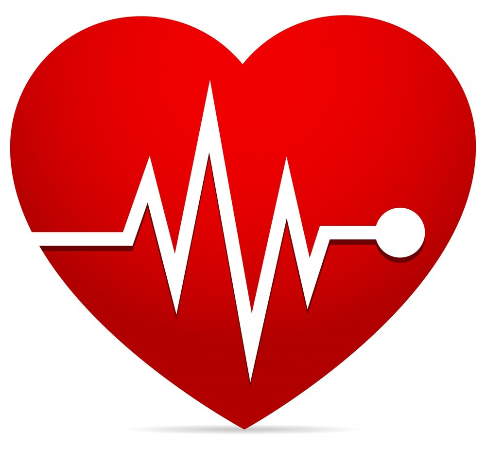 """Heart-rate, EKG (ecg), Heart Beat"" by Anonymous is a public domain image"