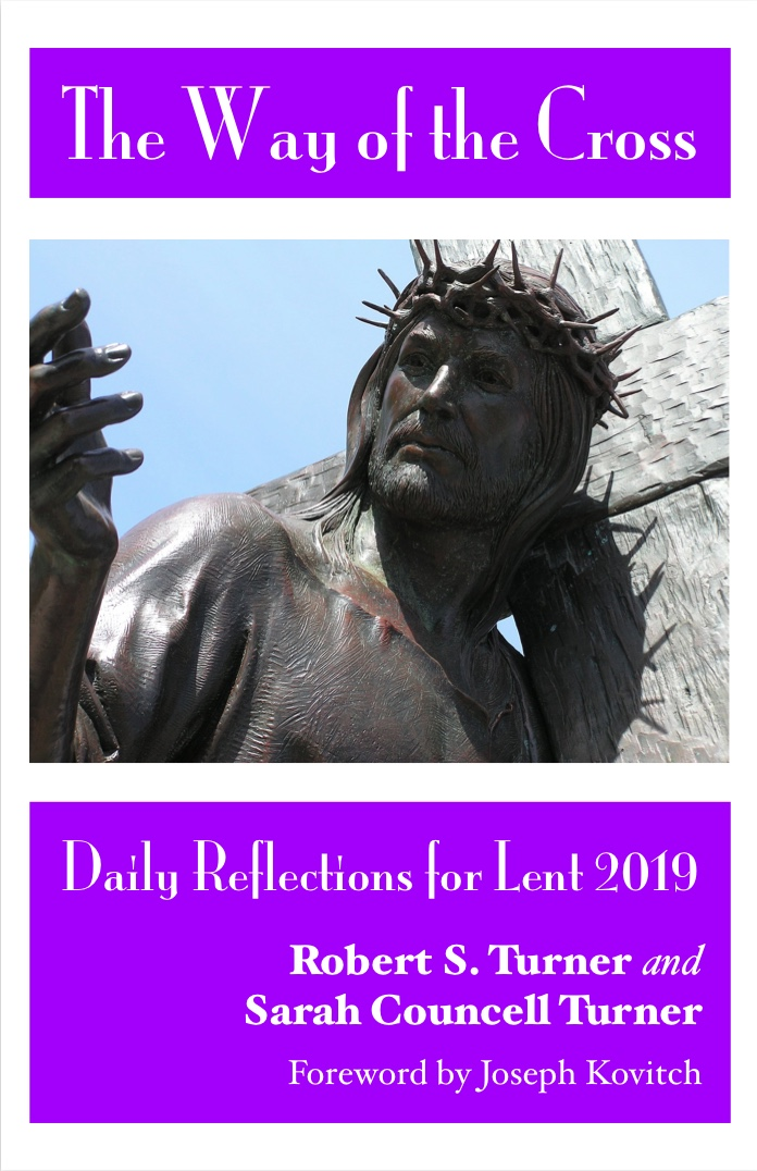 SEASONAL DEVOTIONALS - A collection of daily reflections on the Advent and Lenten seasons, based on the readings of the Revised Common Lectionary or another guiding theme. All entries written by Robert S. Turner or Sarah Councell Turner. A perfect way to help your congregation prepare the way (Advent) and walk the way (Lent) of the Lord.