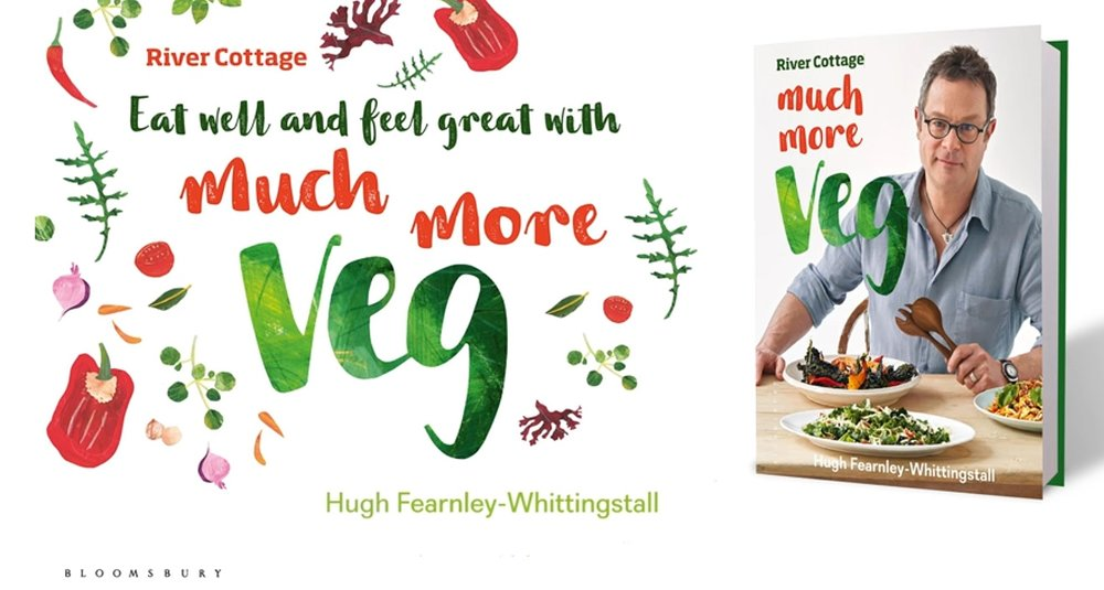 River Cottage much more veg cookbook