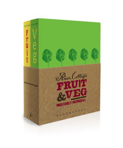 River Cottage fruit & veg cookbooks