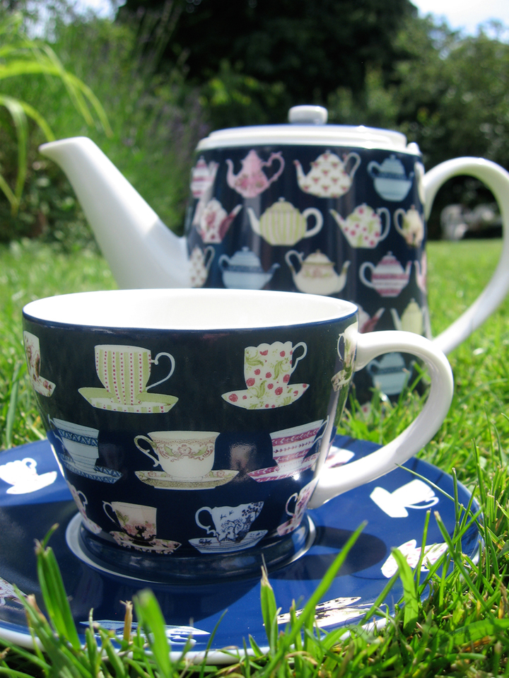 Whittards ceramic collection