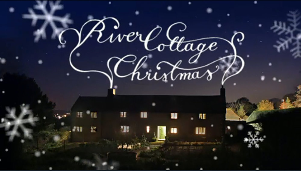 River Cottage title sequence lettering