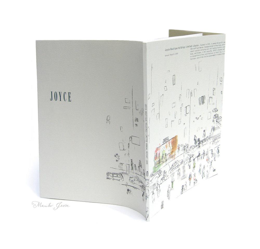 JOYCE annual report