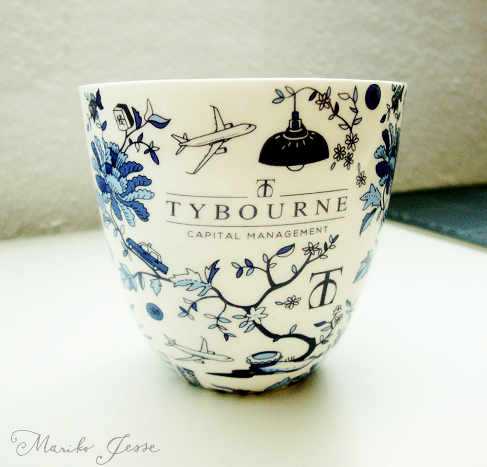 Tybourne cups