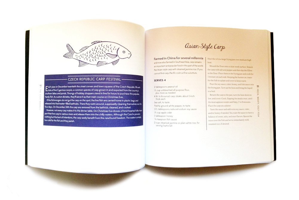 Fish Market cookbook