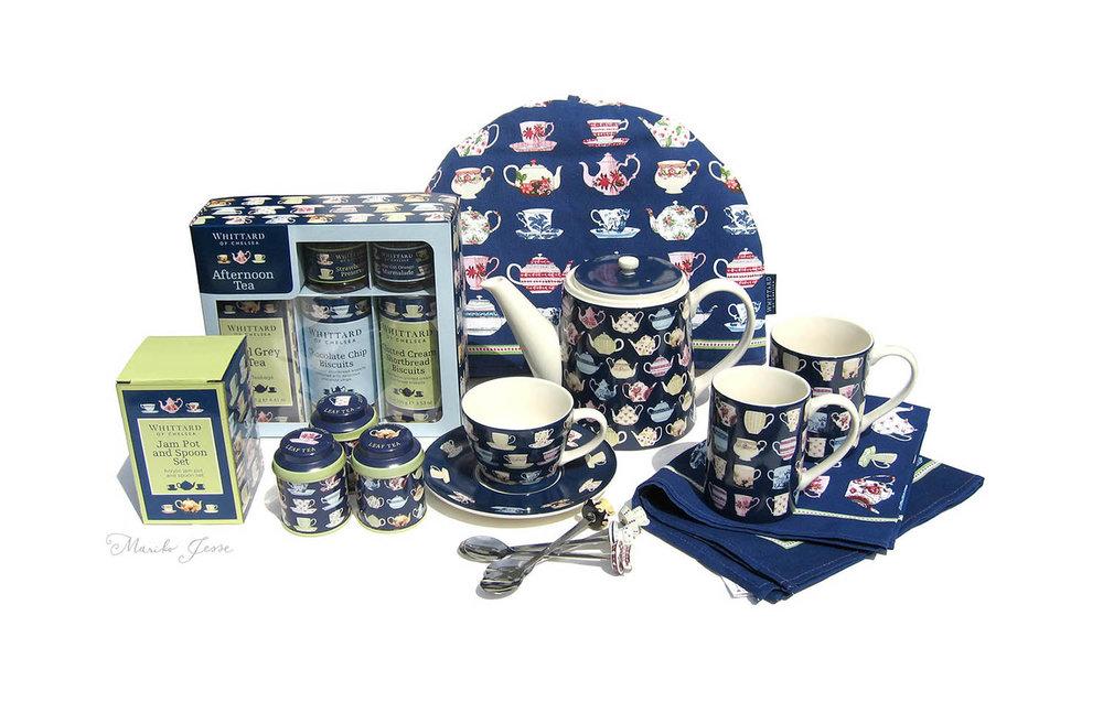 Whittards tea collection