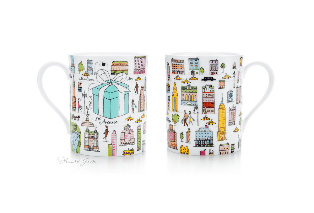 Tiffany & Co. mug