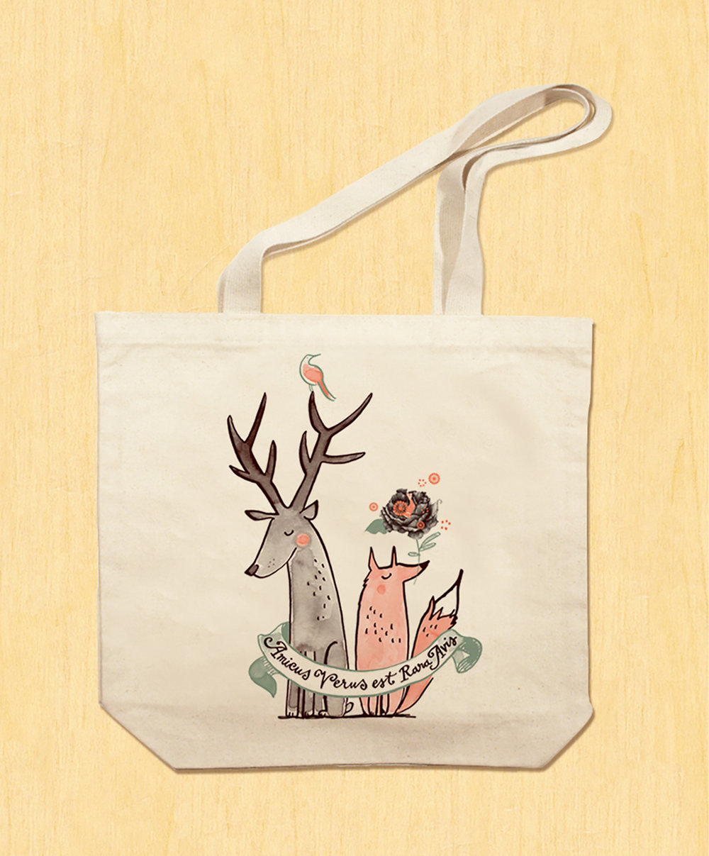 outeredit tote bag