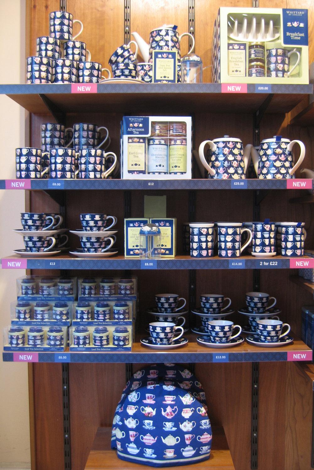 Teatime ceramic collection