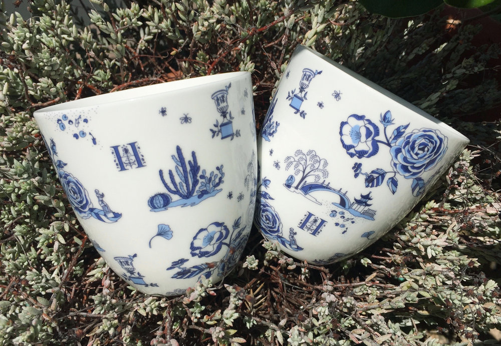 The Huntington ceramics