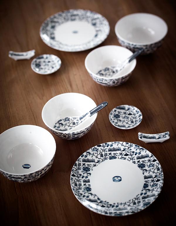 hk ceramics blue