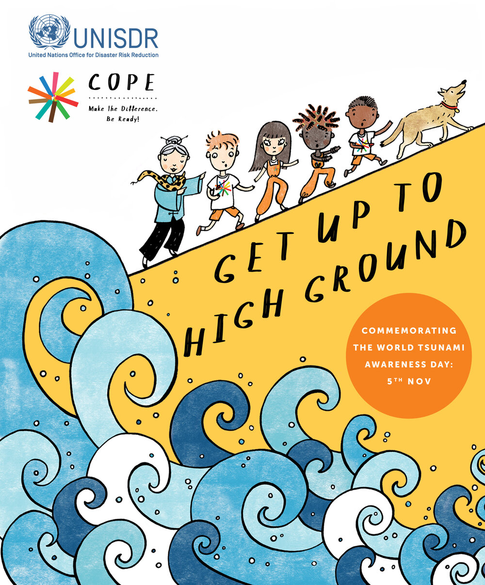 COPE tsunami book for the UNISDR