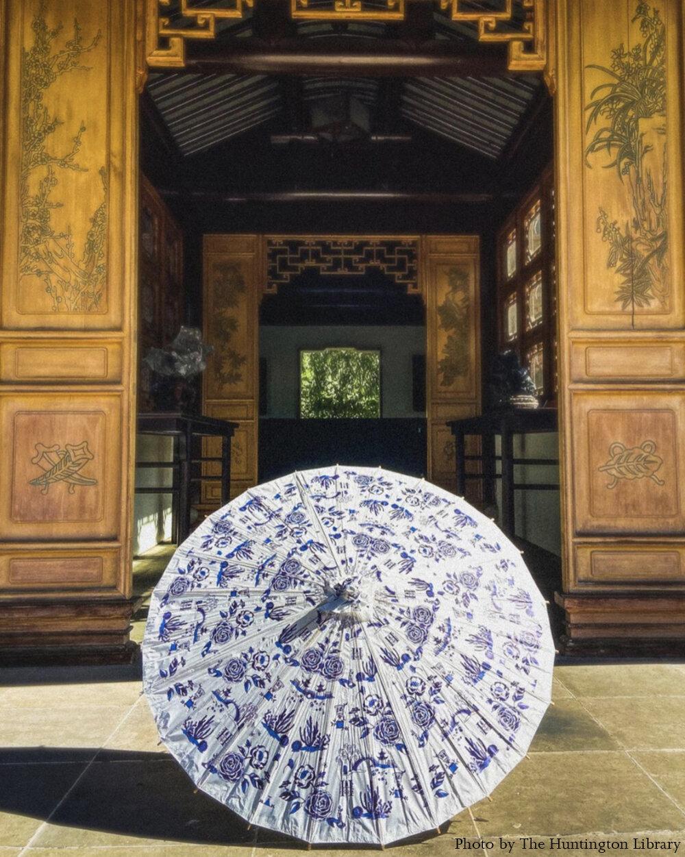 The Huntington parasol