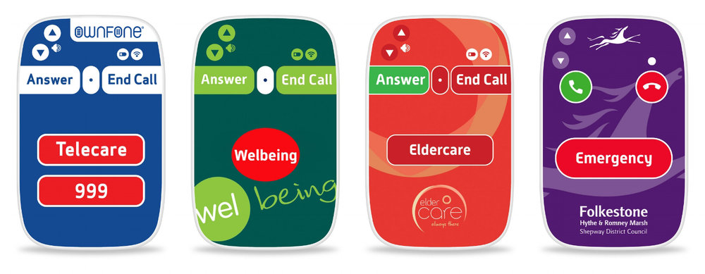 Telecare solutions from Anywhere Care & OwnFone