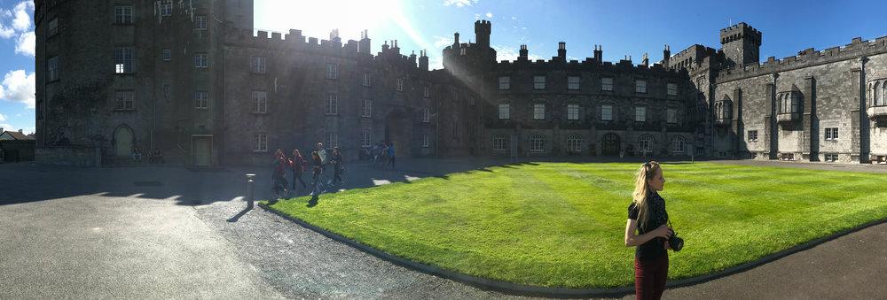 Kilkenny Castle.