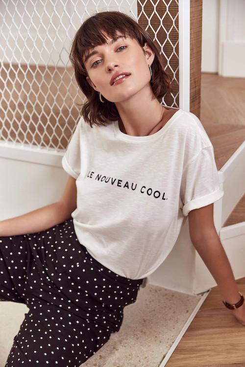 Mode éthique - Balzac Paris - T shirt le nouveau cool.jpg