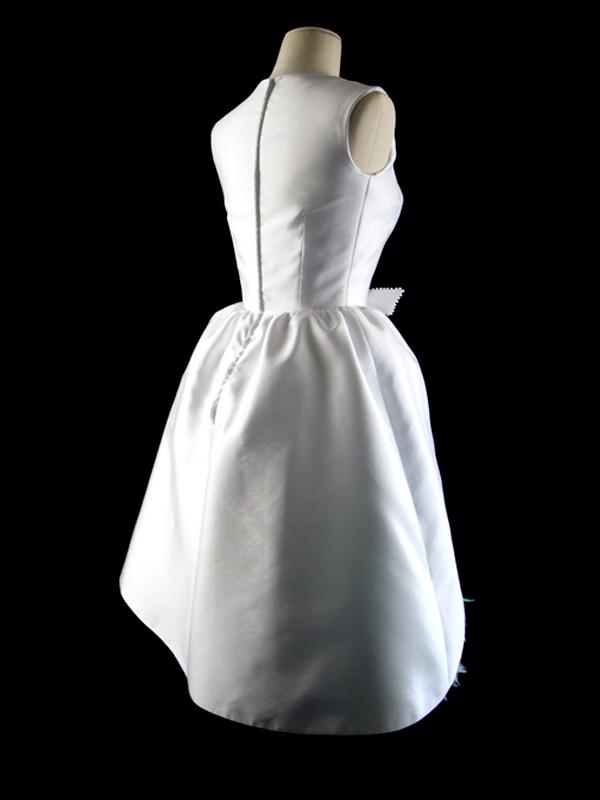 Ritz Au Ritz tea length wedding dress