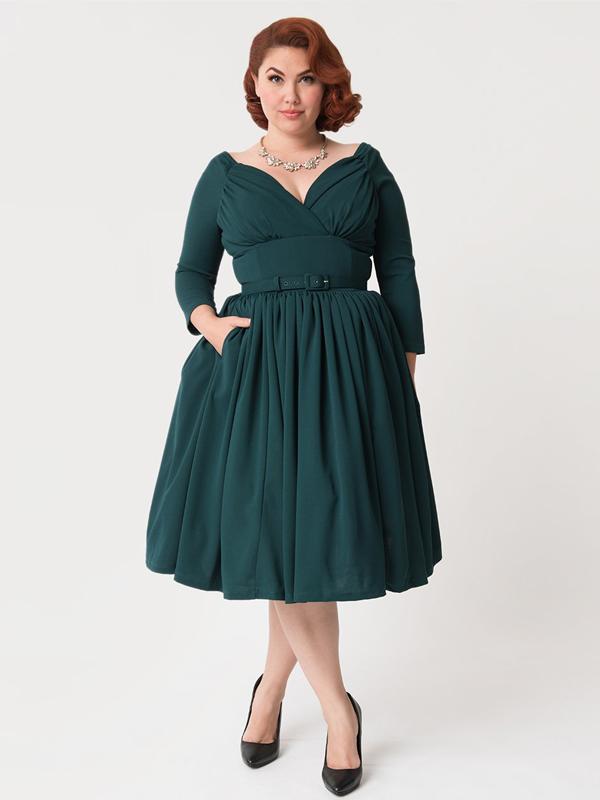 maison-de-rossi-always-the-bridesmaid-blog-unique-vintage-starlet-swing-dress-plus-size.png