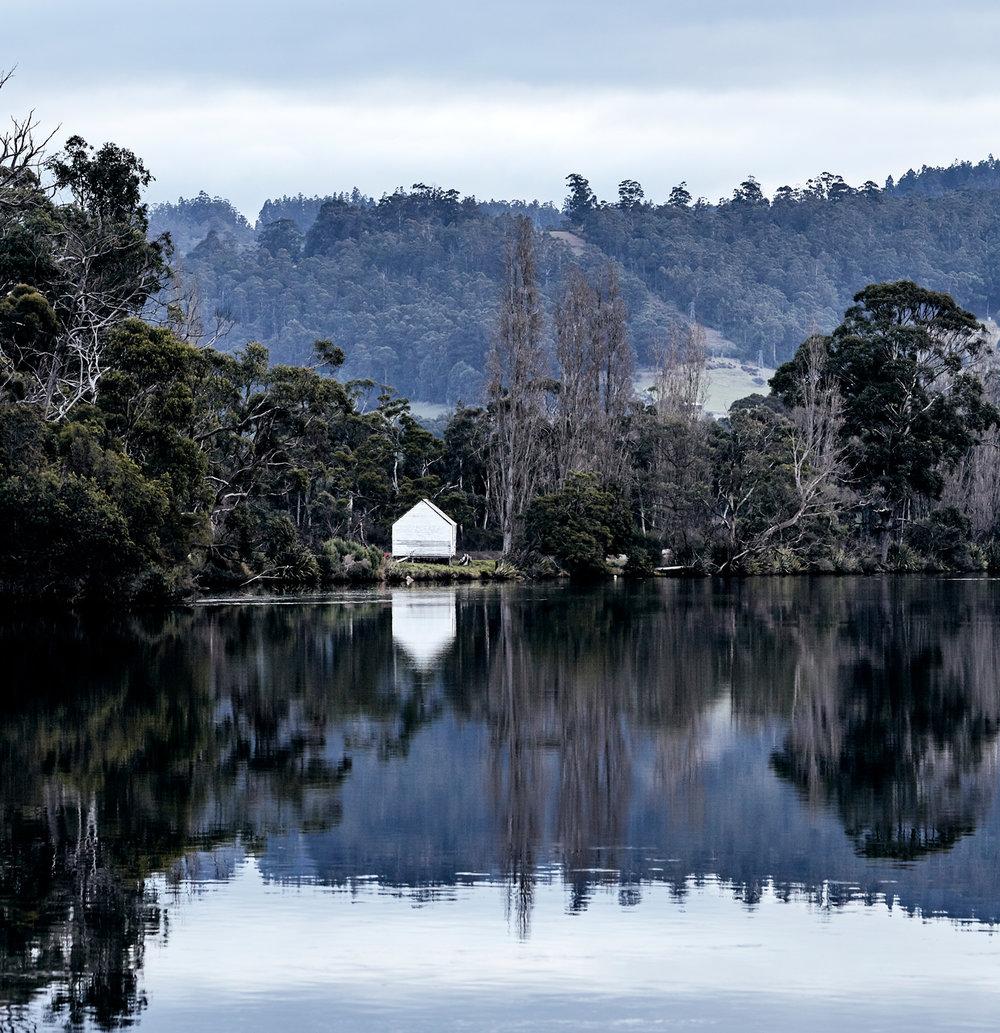 HUONVILLE - TASMANIA