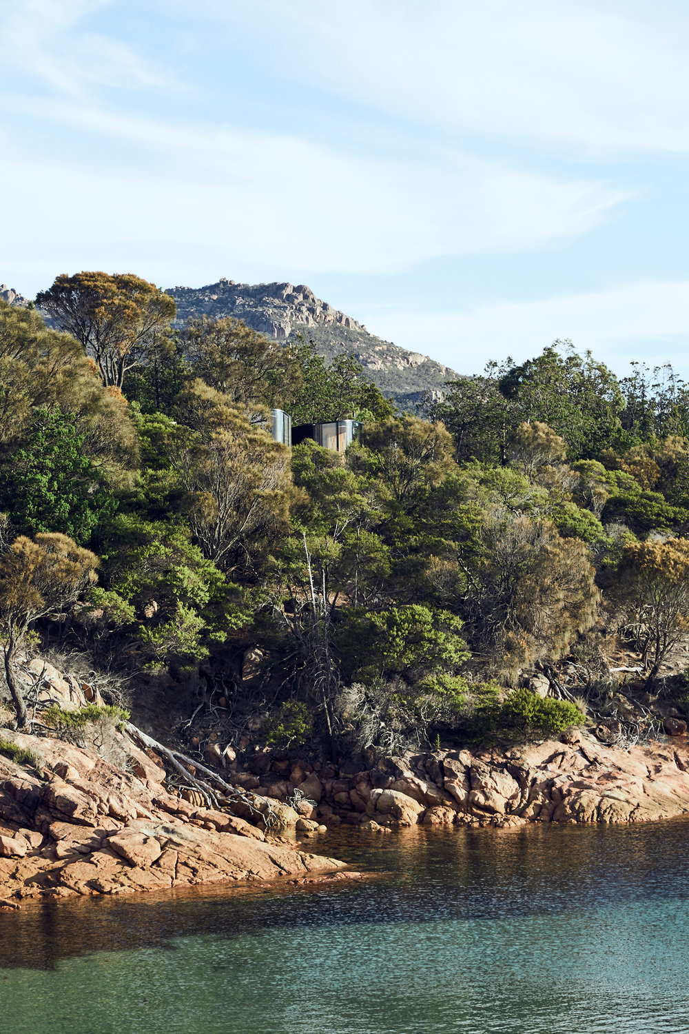 Freycinet lodge - for Real Living Magazine