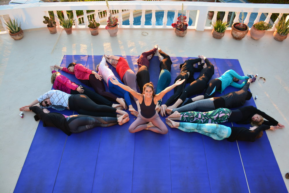 Marokko Yoga Retreat 2018