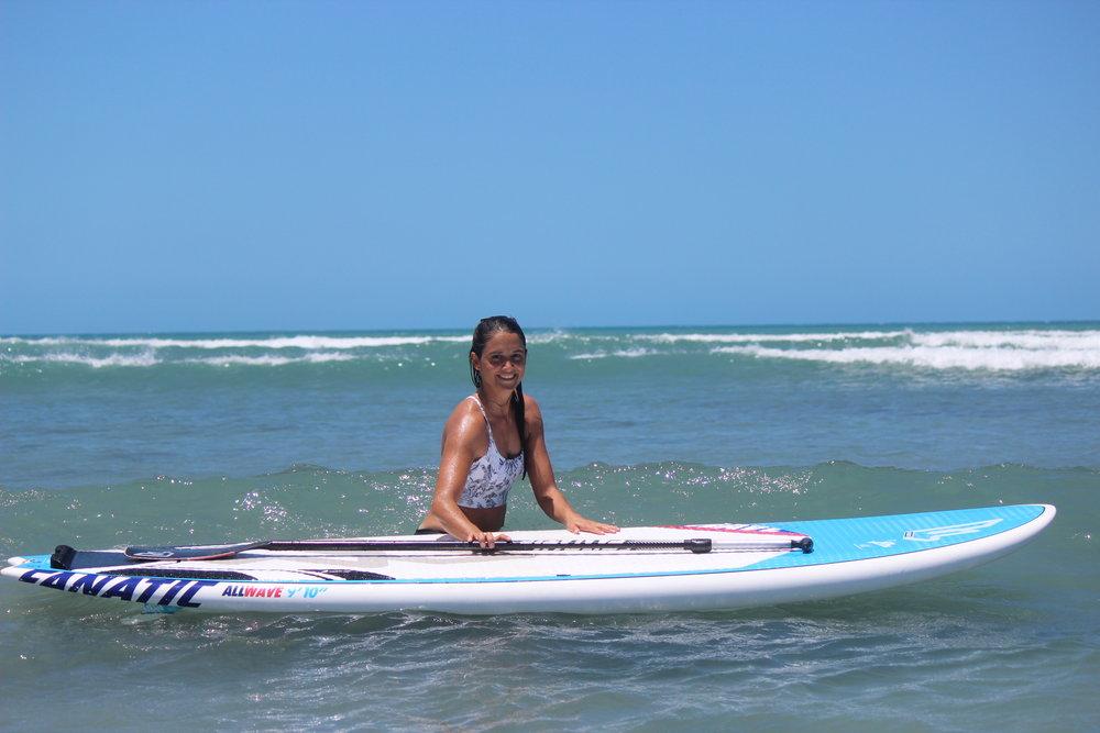 Ocean Lover Sup Yoga Retreat 2019