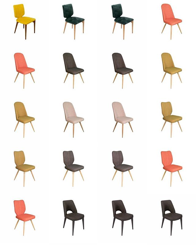 A chair for every occasion... . Check out our brand new chairs, by accessing the link in our bio, click on ranges and select chairs. . . . #chairs #diningchairs #modernchairs #homeinspo #armchair #diningtable #diningchairs #stylish #homeinspo #decor #design #interiordesign #interiorgoals #furniture #designgoals #chairsandtables #officedecor #officedesign #diningroom#designer #interiordesign #interiordesigner #dininggoals #multicolours #furniture #officefurniture #sleek #pinterest