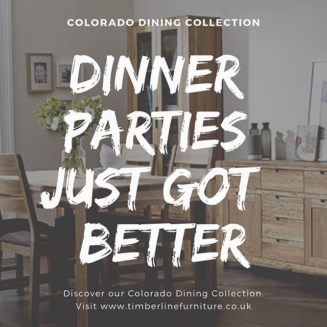 The fondest memories are made gathered around the table - check out our Colorado Dining Collection ✨ ——————————————————————————— www.timberlinefurniture.co.uk  #woodfurniture #interiordesign #homely #decor #furniture #design #homeinspo #designtrends #interiordesigninspiration #timberlinefurniture #instadaily #diningtable #family #furniture #kitchentable #chairs #homeinspo #dininggoals #designtrends #timberlinefurniture