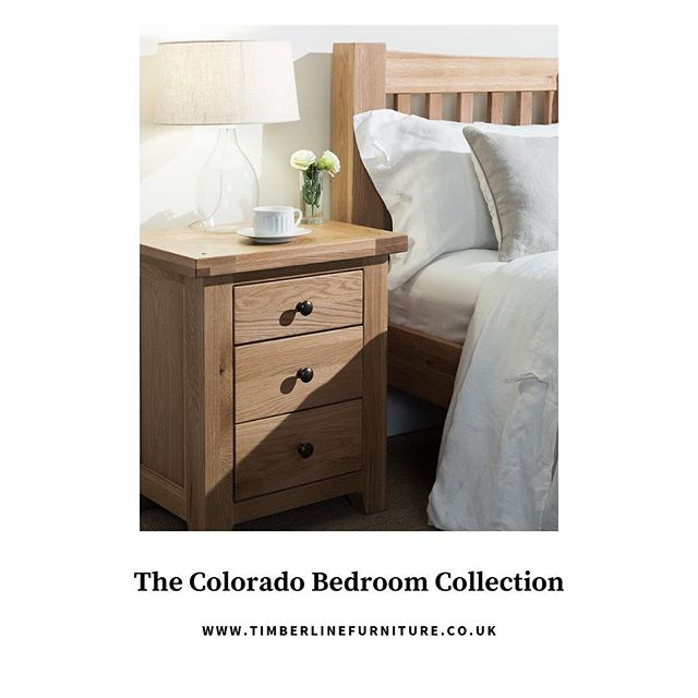On the Colorado theme - have you seen our Colorado bedroom collection? ✨What dreams are made out of ✨ ——————————————————— www.timberlinefurniture.co.uk . #bedroomdecor #family #woodfurniture #interiordesign #homely #decor #furniture #bedroom #bed #design #bedsidetable #homeinspo #bedroomgoals #designtrends #bedroominspo #interiordesigninspiration #timberlinefurniture #instadaily