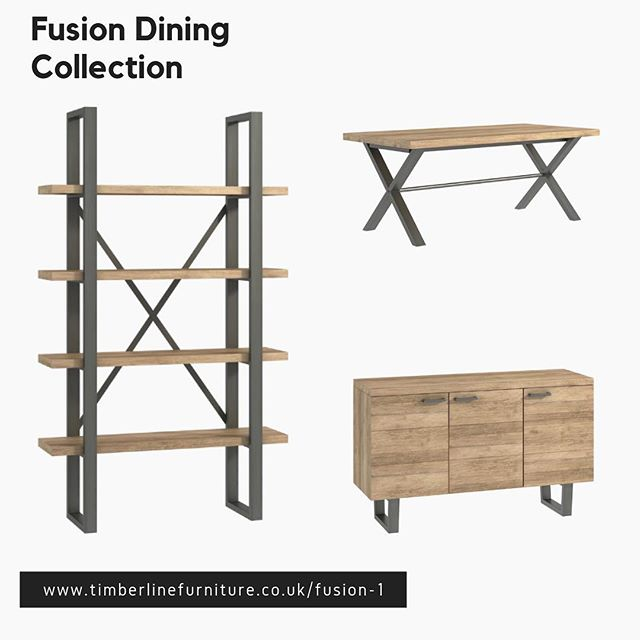 I am pleased to introduce you to our latest collection, Fusion Dining ✨  ____________________________________________ Modern solid oak with exposed metal legs ____________________________________________ www.timberlinefurniture.co.uk  #woodfurniture #interiordesign #homely #decor #furniture #design #homeinspo #designtrends #interiordesigninspiration #timberlinefurniture #instadaily #diningtable #family #furniture #kitchentable #chairs #homeinspo #dininggoals #designtrends #timberlinefurniture #bookcase #diningtable #diningtabledecor #familyownedbusiness