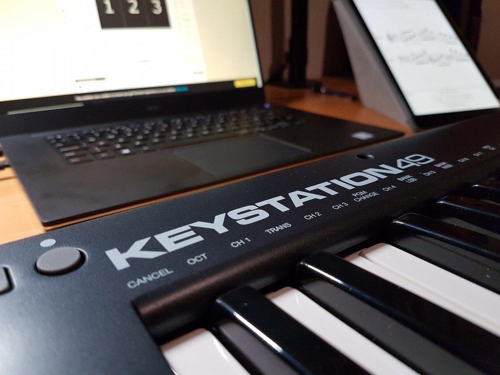 Keystation 49