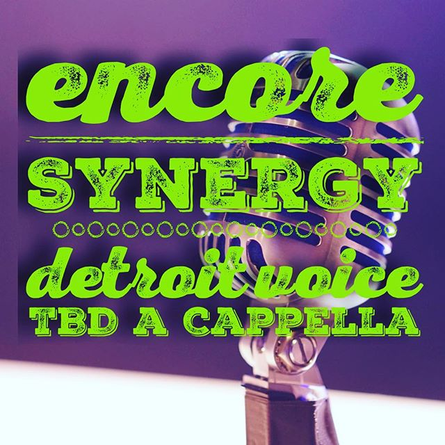 Get tickets to our upcoming fundraiser show featuring @clarkstonencore @clarkstonsynergy @detroit_voice at the link below!  Hurry and save 25% Purchase tickets by Sunday, September 16th and save 25% by using the code: TBD25OFF  https://tbd-a-cappella.ticketleap.com/benefit-concert-for-clarkston-a-cappella/dates/Sep-22-2018_at_0700PM  Remaining tickets available at the door for $10/ticket  More info:  www.tbdaca.com  @clarkstonidol @clarkstonschools