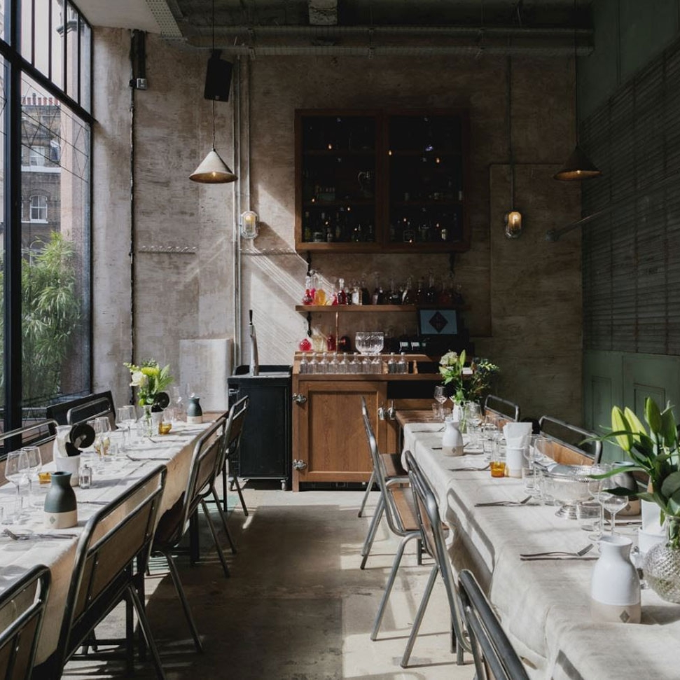 Albion & East - Upscale urban bars with wood-fired artisan pizza, humble social food and in-house bakeries. Open all-day & late-night, serving the millennial generation where they live and work.See more...