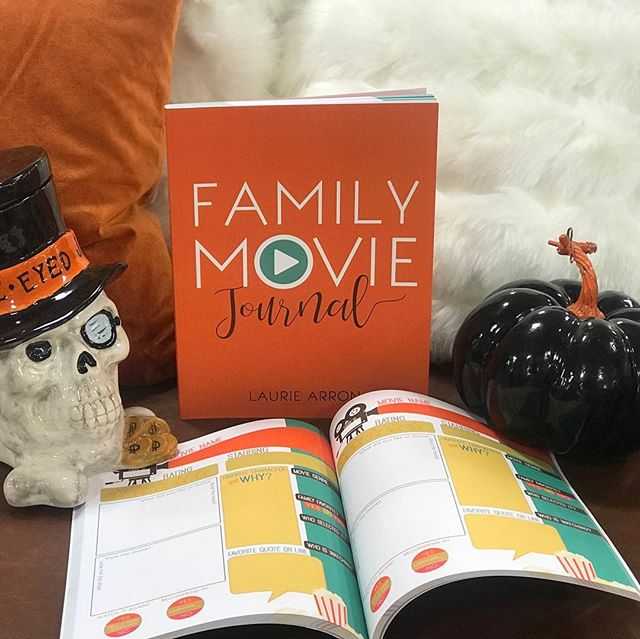 Boo!.... from your friends @familymoviejournal.  #happyhalloween #trickortreat #movietime #cozyhome #familyjoy