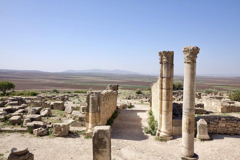 Volubilis  - Roman Ruins