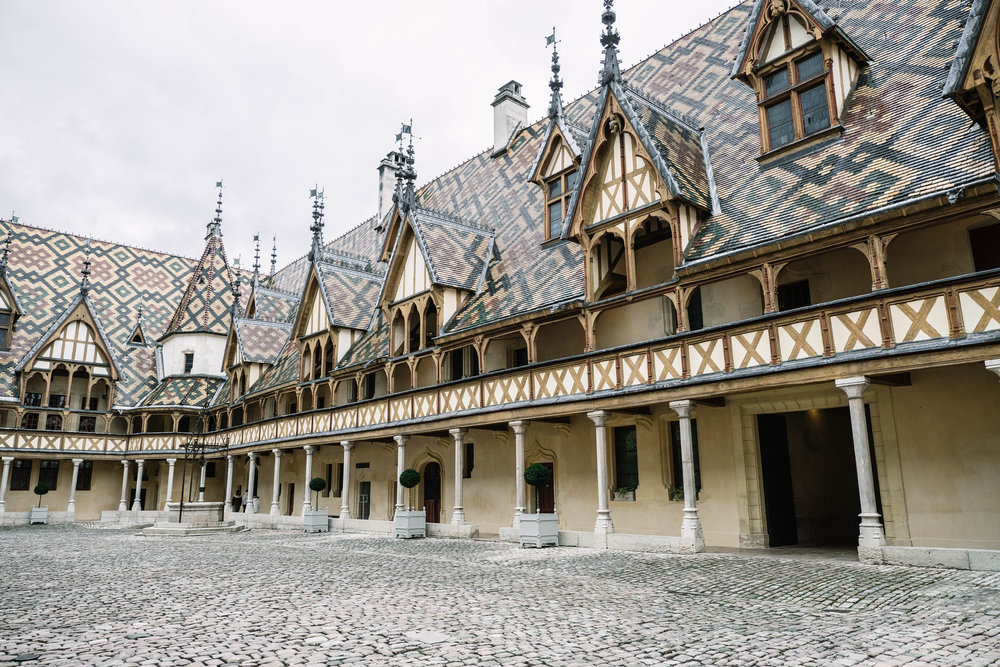 Hospices de Beaune - a must see sight in Beaune