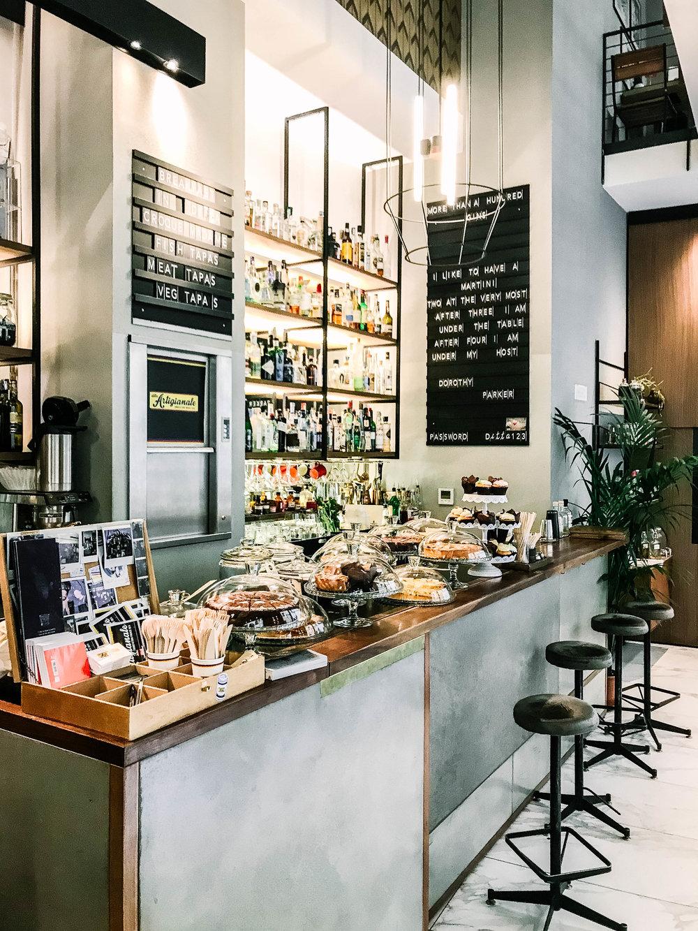 Italian Coffee Break - @ ditta artiginale
