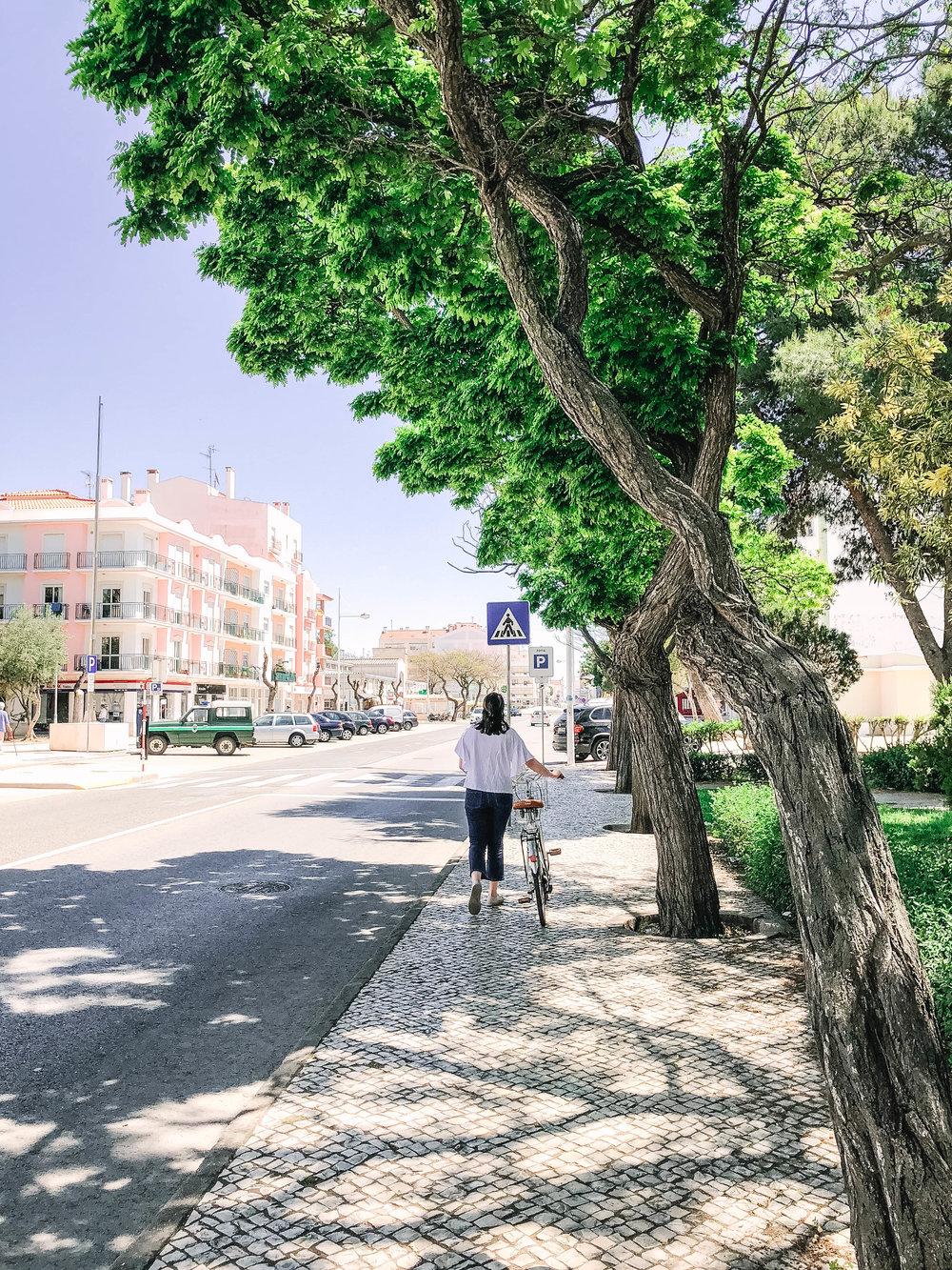 Bike to Vila Real de Santo Antonio -