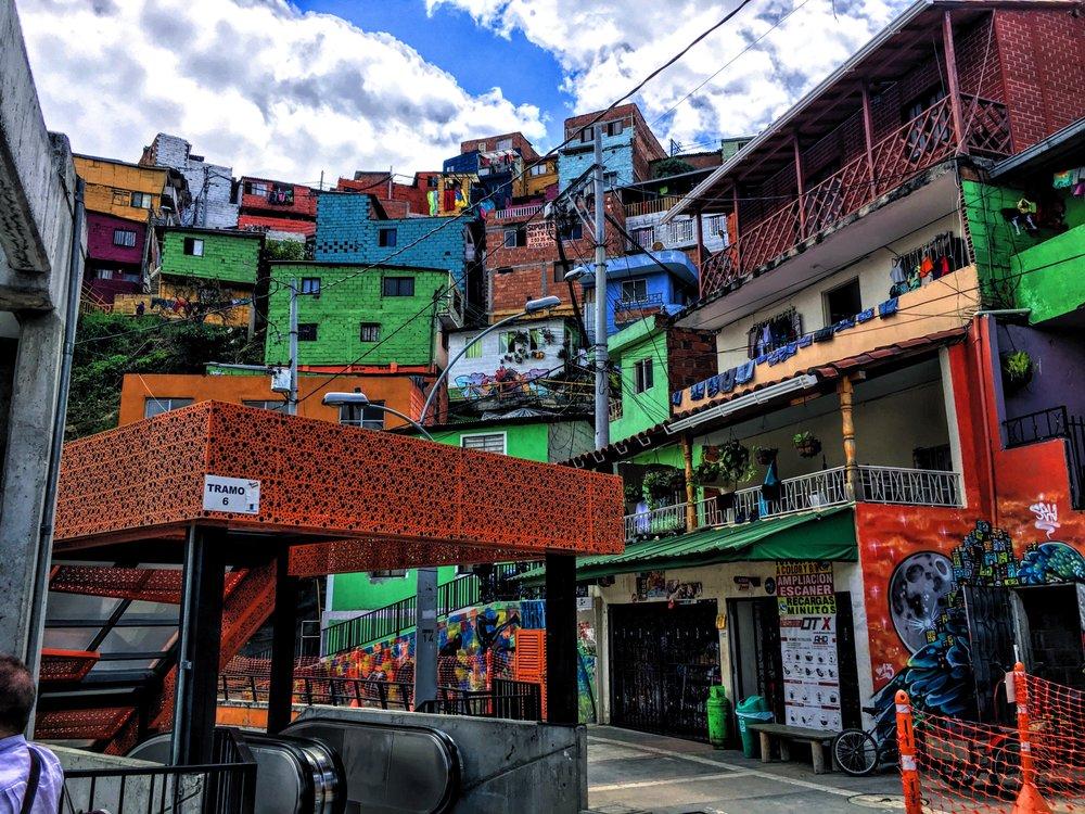 Comuna 13: Medellin, Colombia - City Spotlight By Eli Solidum