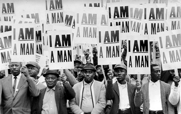 1968 Memphis sanitation workers strike