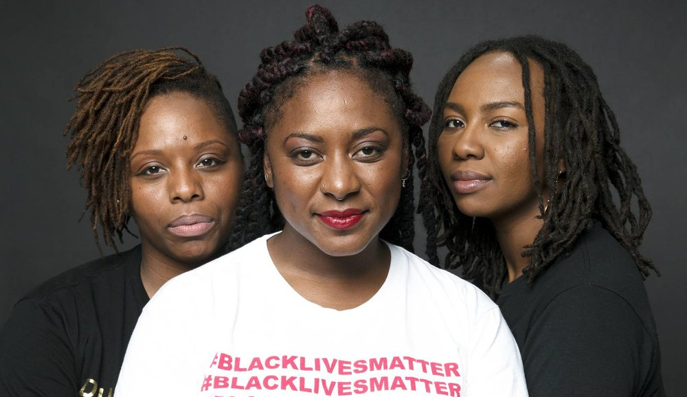 Alicia Garza, Patrisse Cullors, and Opal Tometi, Co-Founders of Black Lives Matter  Ben Baker — Redux