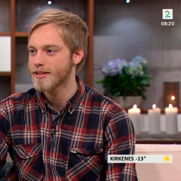 Medieomtale  TV2, NRK, aviser og magasiner.