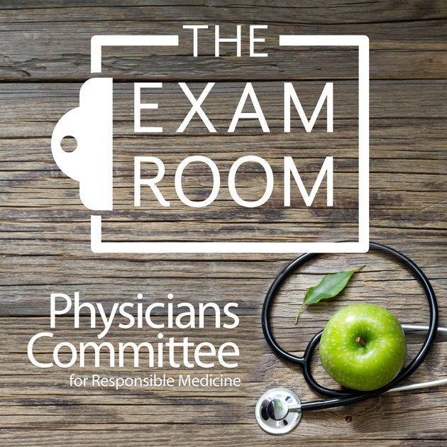 an amazing, fun podcast examining vegan nutrition from the Physicians Committee for Responsible Medicine -