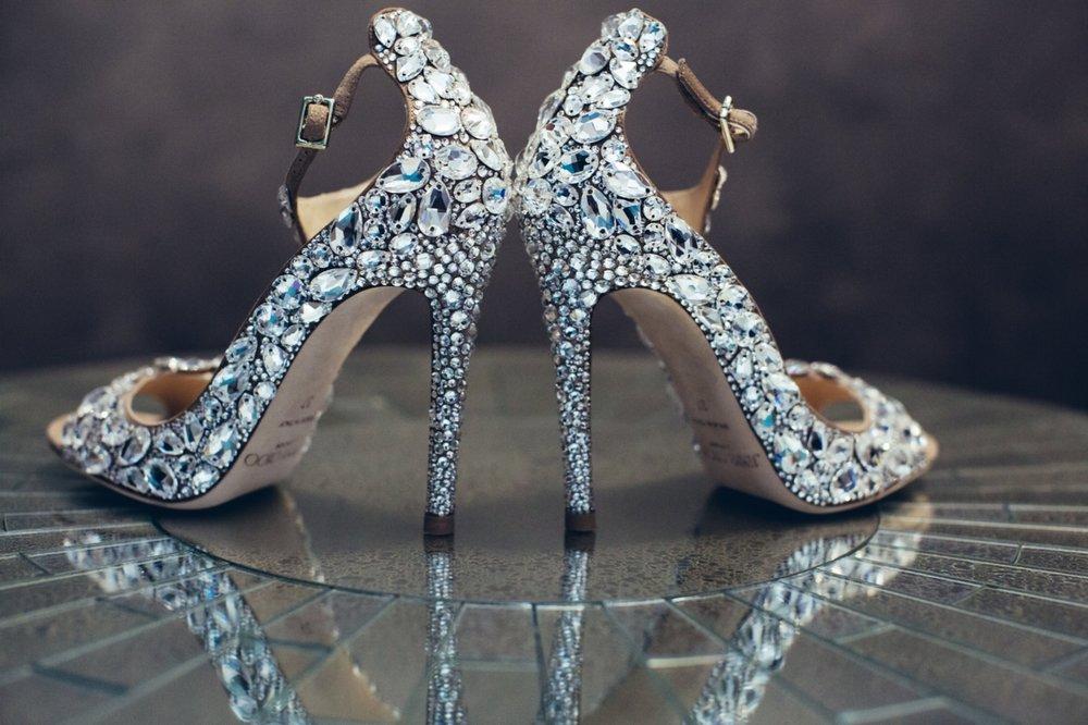 That Jimmy Choo Wedding Shoe Life Of Jenna