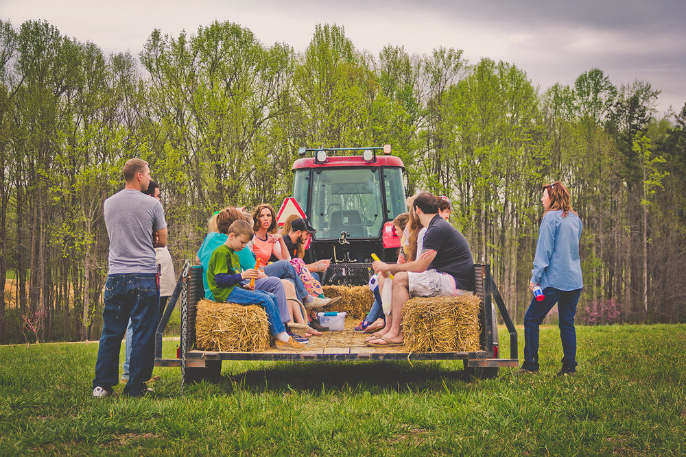 Hayride Tour - Length: 30 minutesCost: $5 / PersonAvailable: March – DecemberOrchard Hayride (20 min)Apple Cider Slushie Samples