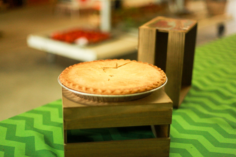 - PiesVery Berry, Peach, Apple, Pumpkin & Pecan.......Our pies are crafted to perfection and baked fresh in Granny's Kitchen. Available:  Seasonal (Weekends Only)Price: $12.95